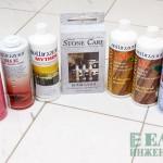 Belinzonni производи за мермер, гранит, терацо, паркет
